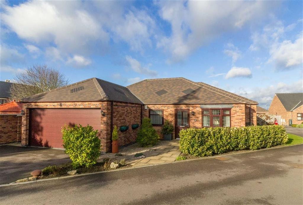3 Bedrooms Detached Bungalow for sale in Brooker Close, Barrow Upon Soar, LE12