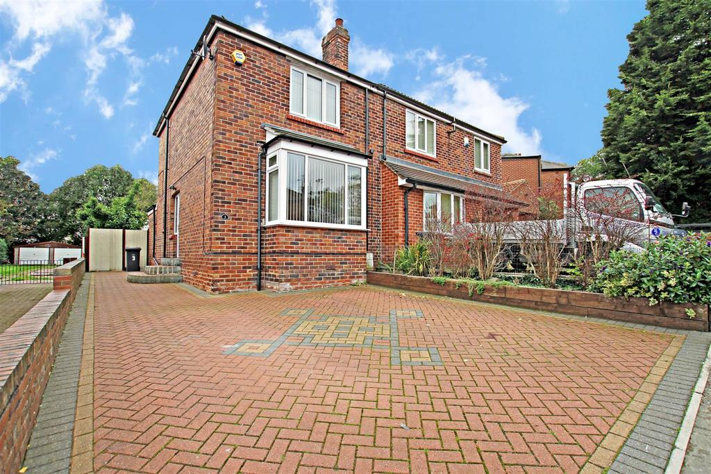 2 Bedrooms Semi Detached House for sale in Flat Lane, Rotherham