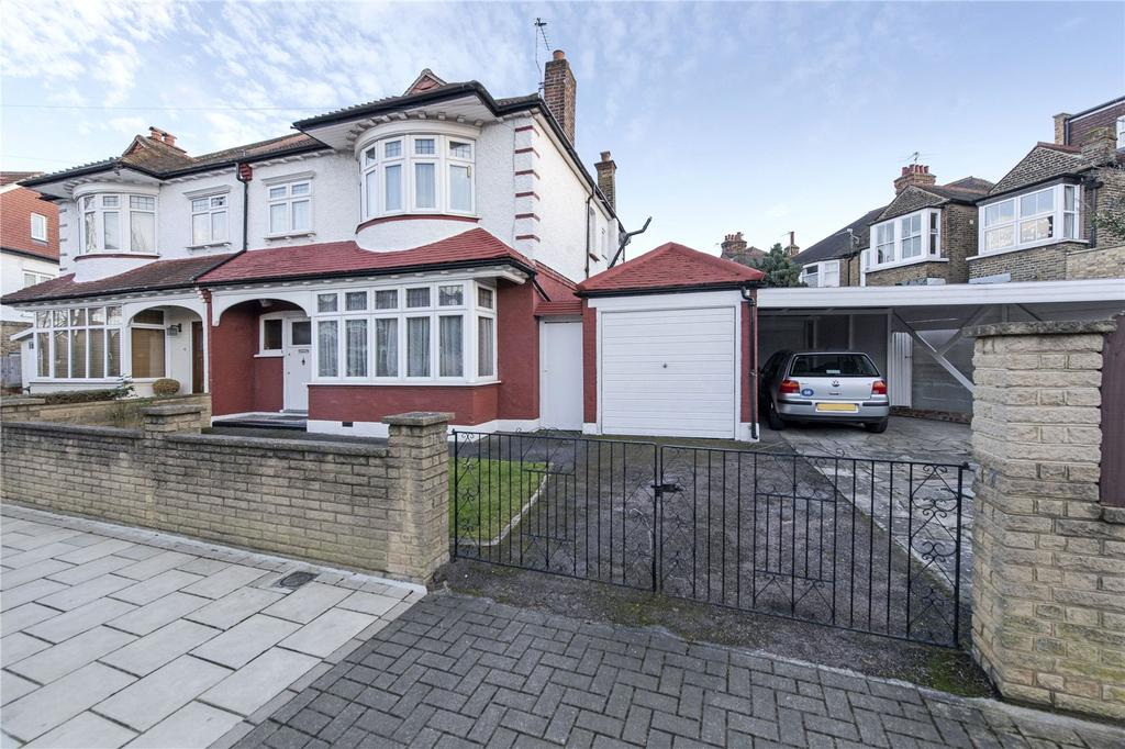 4 Bedrooms Semi Detached House for sale in Nuthurst Avenue, Streatham Hill, London, SW2