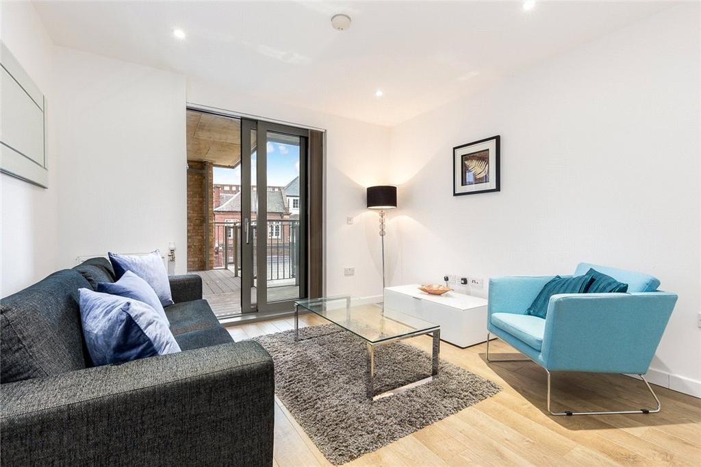 2 Bedrooms Flat for sale in Palm House, 70 Sancroft Street, London, SE11