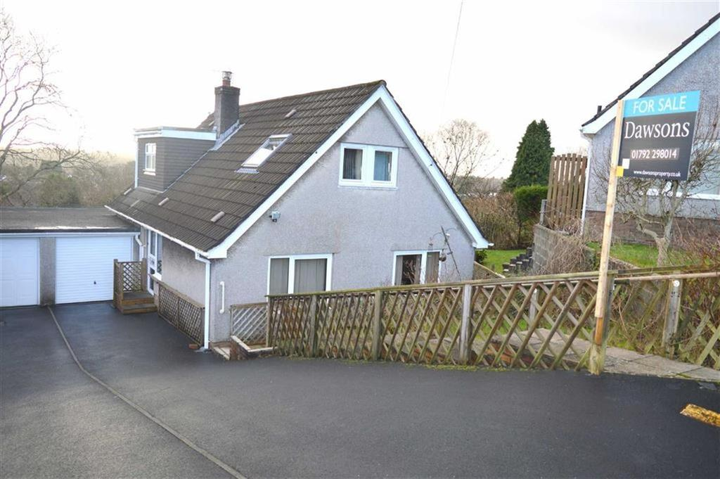 4 Bedrooms Detached House for sale in Keats Grove, Killay, Swansea