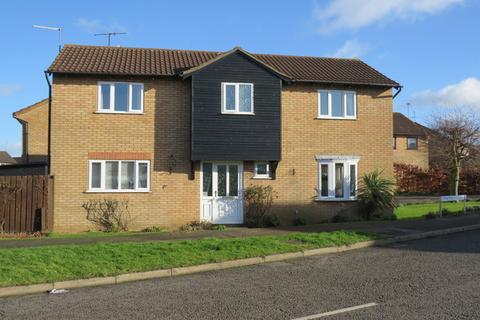 4 bedroom detached house for sale - Wrenbury Road, Duston, Northampton, NN5