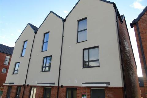 3 bedroom townhouse for sale - Harry Secombe Court, Swansea