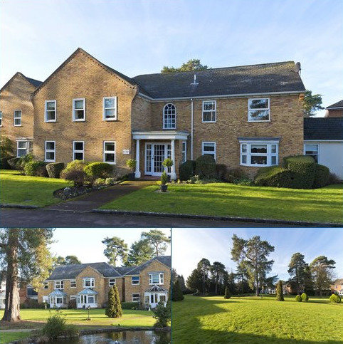 2 bedroom retirement property for sale - Fairlawn, Hall Place Drive, Weybridge, Surrey, KT13