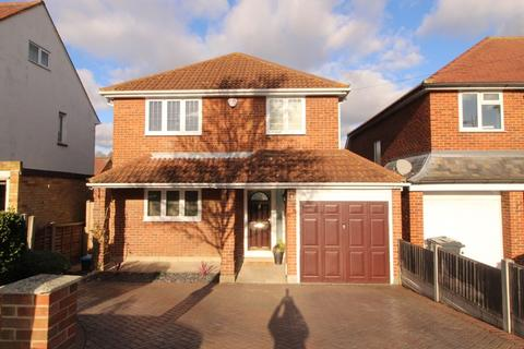 4 bedroom detached house for sale - Broadclyst Avenue, Leigh-On-Sea