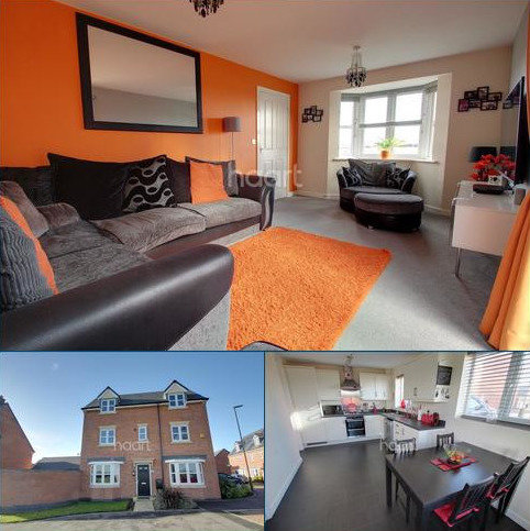 4 bedroom detached house for sale - Arlington Close, Thurmaston, Leicester