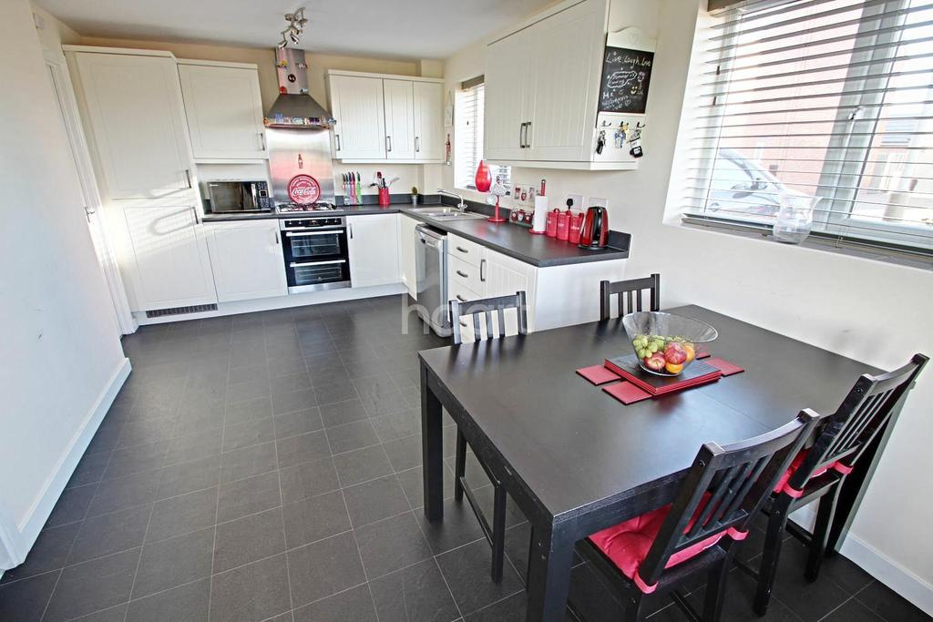4 Bedrooms Detached House for sale in Arlington Close, Thurmaston, Leicester