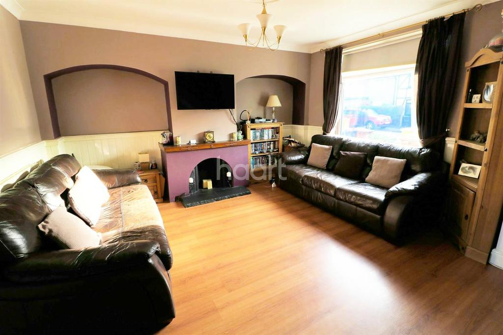 3 Bedrooms End Of Terrace House for sale in Harrold Road, Dagenham