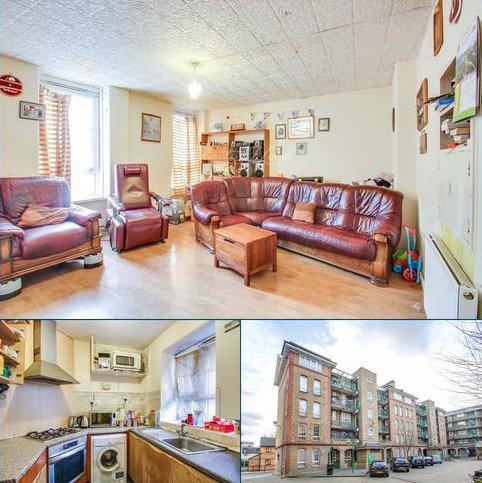 2 bedroom flat for sale - Rye House, Swan Road, Rotherhithe SE16