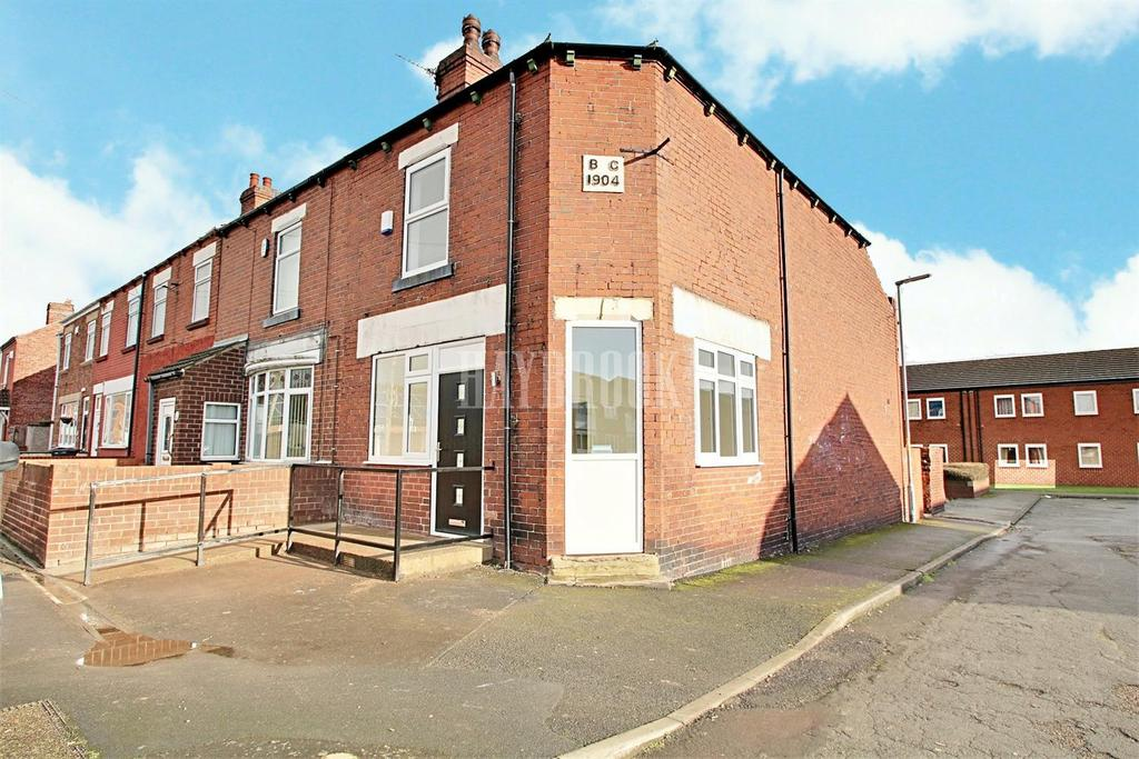 2 Bedrooms End Of Terrace House for sale in Chapel Street, Thurnscoe