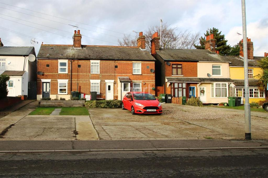 2 Bedrooms Terraced House for sale in South Street, Braintree