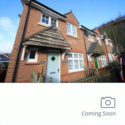 3 bedroom end of terrace house for sale - Clos Pen y Cae, Ebbw Vale, Blaenau Gwent