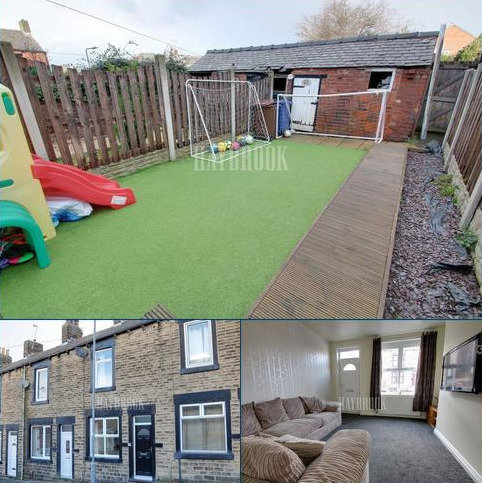 2 bedroom terraced house for sale - Crompton Avenue, Barnsley