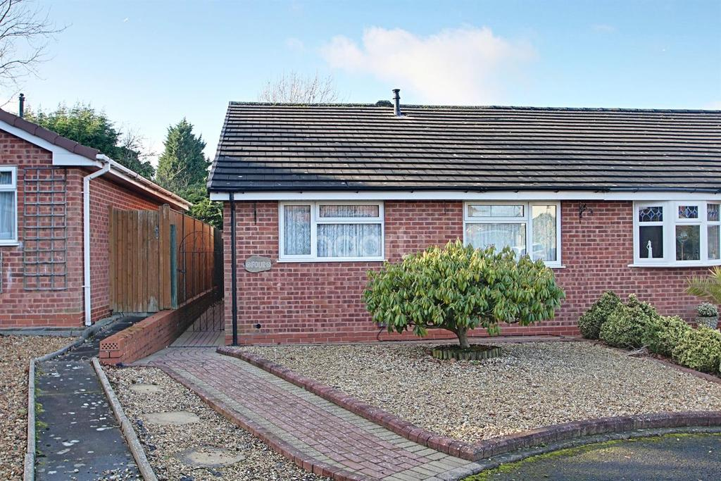 2 Bedrooms Bungalow for sale in Aylesmore Close, Bartley Green
