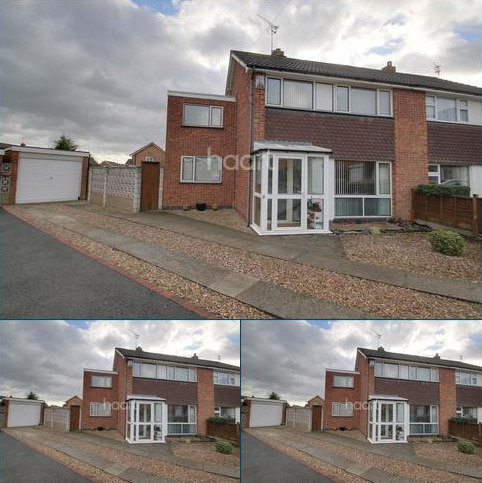4 bedroom semi-detached house for sale - Oxford Drive, Wigston, Leicester