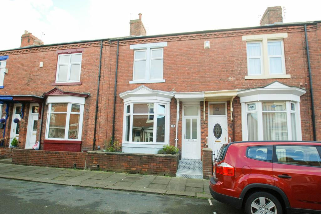 2 Bedrooms Terraced House for sale in Rosebery Avenue, South Shields