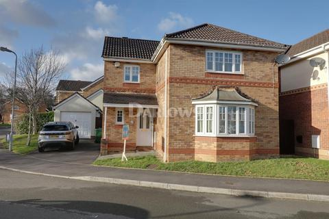 4 bedroom detached house for sale - Woodruff Way, Thornhill, Cardiff, CF14