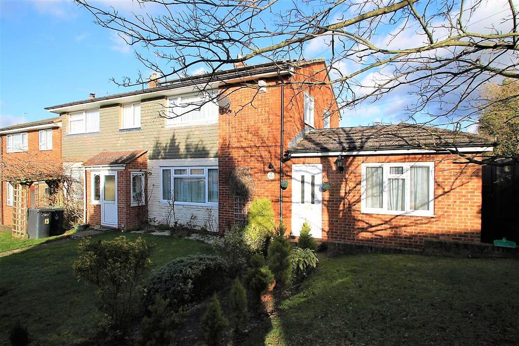 5 Bedrooms Semi Detached House for sale in Whimbrel Green, Larkfield, Aylesford