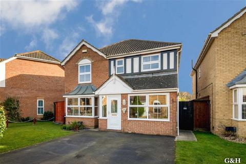 4 bedroom detached house for sale - Chestnut Lane, Kingsnorth, Ashford