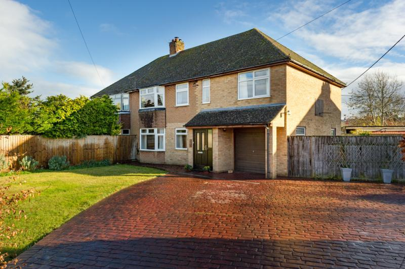 5 Bedrooms Semi Detached House for sale in Heather Road, Milton, Abingdon