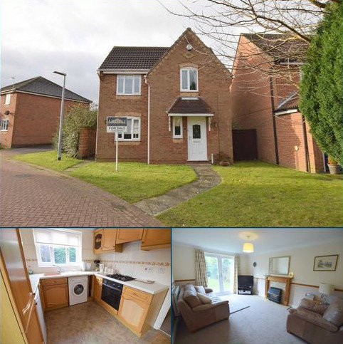3 bedroom detached house for sale - Rockingham Crescent, Laceby Acres, North East Lincolnshire