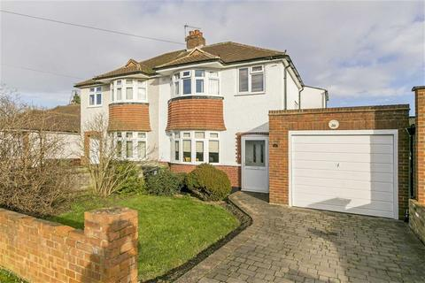 3 bedroom semi-detached house for sale - Riverview Road, Ewell Court, Surrey
