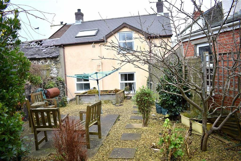 2 Bedrooms Cottage House for sale in Bridge Street, Llanon, Ceredigion