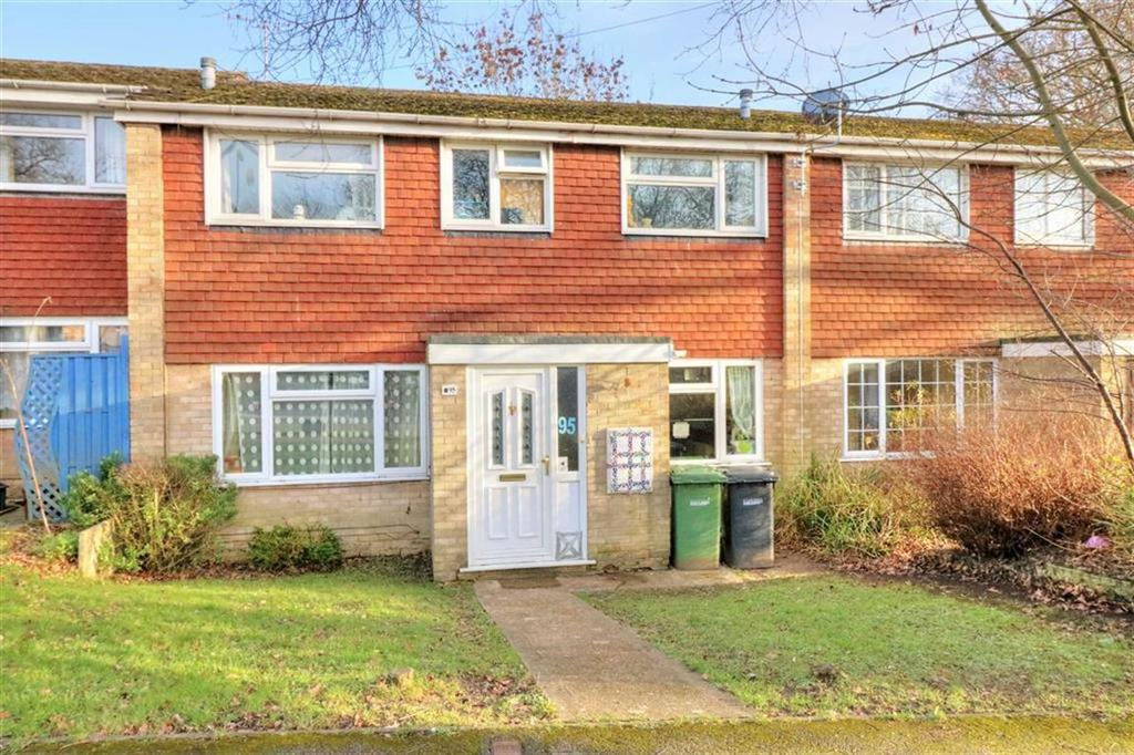 3 Bedrooms Terraced House for sale in Peverells Wood Avenue, Peverells Wood, Chandlers Ford, Hampshire