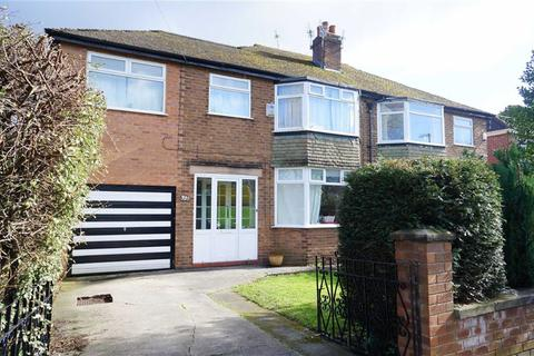 4 bedroom semi-detached house for sale - Withington Road, Chorlton, Manchester, M21