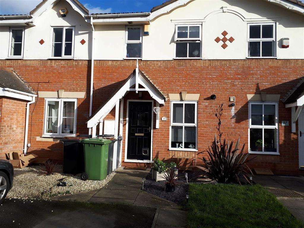 2 Bedrooms Mews House for sale in Penshurst Way, Maple Park, Nuneaton, Warwickshire, CV11