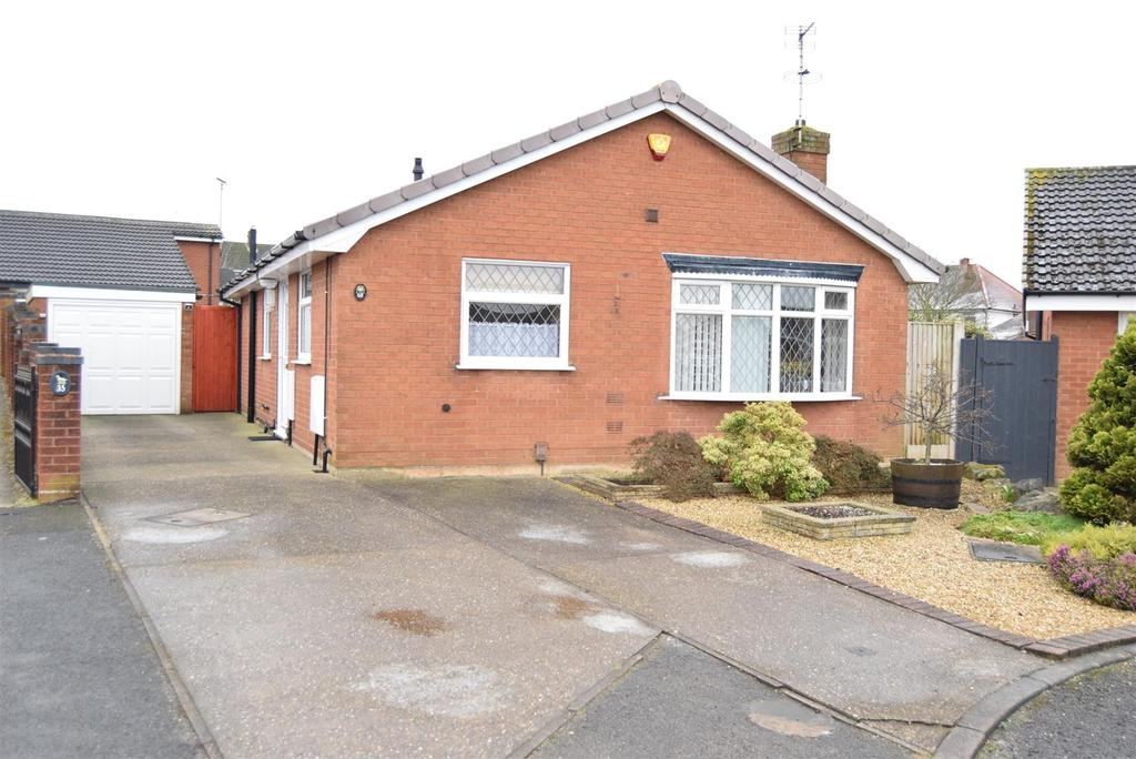 3 Bedrooms Detached Bungalow for sale in Courtfield Road, Sutton-In-Ashfield