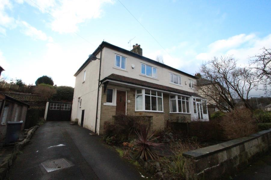 3 Bedrooms Semi Detached House for sale in GROSVENOR ROAD, SHIPLEY, BD18 4RB