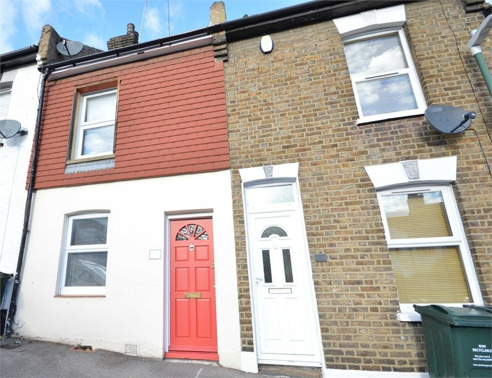 3 Bedrooms Terraced House for sale in Providence Street, Greenhithe
