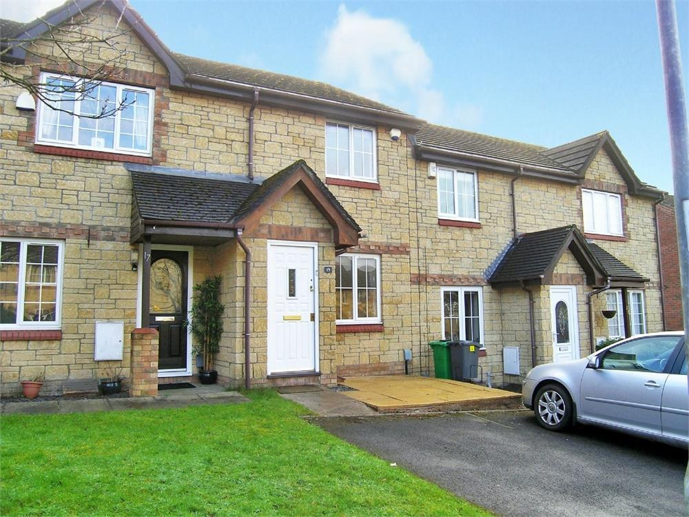 2 Bedrooms Terraced House for sale in Acorn Grove, Pontprennau, Cardiff