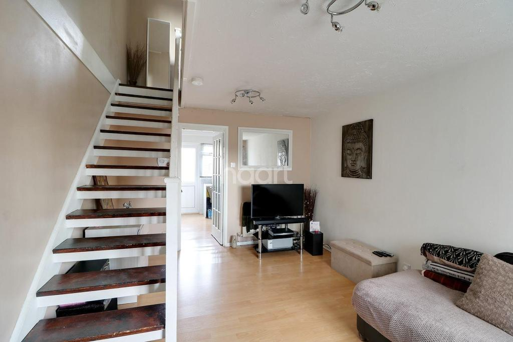 2 Bedrooms Terraced House for sale in Lowdell Close, West Drayton
