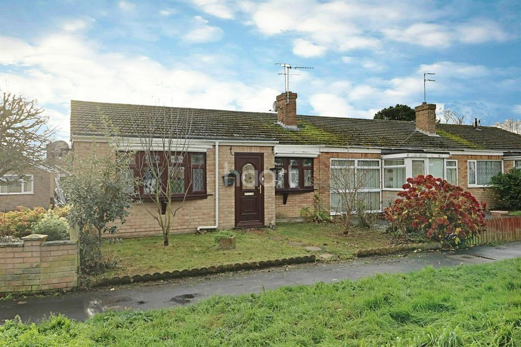 2 Bedrooms Bungalow for sale in Lloyds Avenue, Kessingland