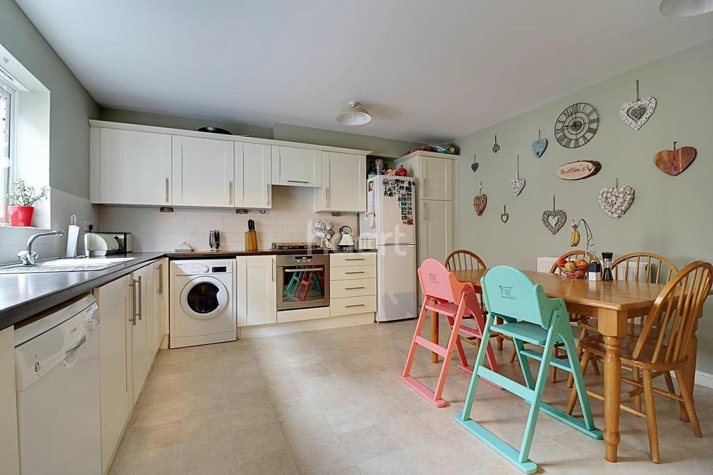 5 Bedrooms Semi Detached House for sale in Delft Crescent, Swindon, Wiltshire
