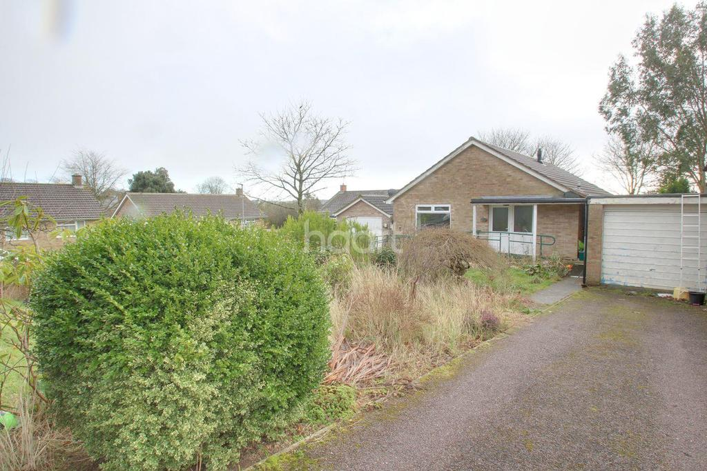 3 Bedrooms Bungalow for sale in Wellesley Way, Churchinford