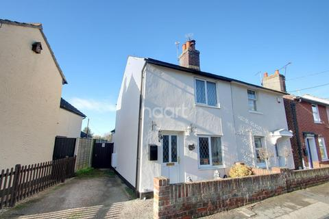 2 bedroom semi-detached house for sale - Brightlingsea