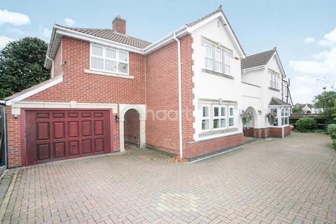 5 bedroom detached house for sale - Park Avenue South, Northampton