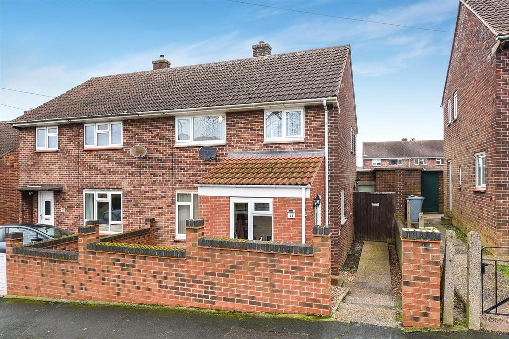 3 Bedrooms Semi Detached House for sale in Queensway, Grantham, NG31