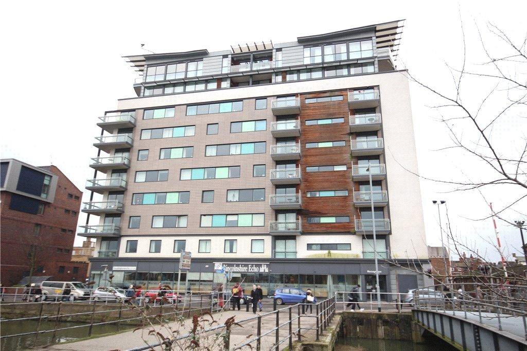 1 Bedroom Flat for sale in Witham Wharf, Lincoln, LN5