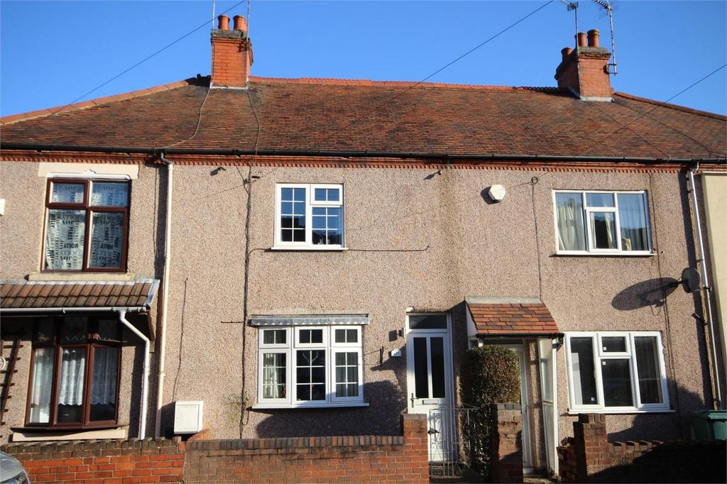 2 Bedrooms Terraced House for sale in Heath End Road, Stockingford, Nuneaton