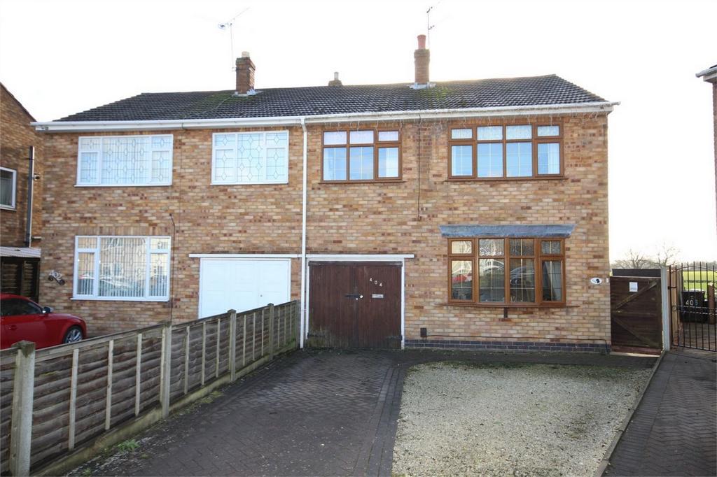 3 Bedrooms Semi Detached House for sale in Heath End Road, Nuneaton, Warwickshire