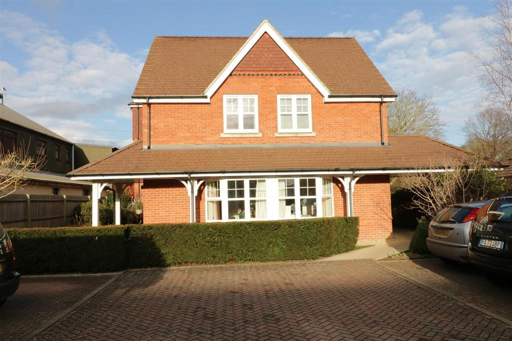1 Bedroom Apartment Flat for sale in Peel Court, Reading Road, Pangbourne