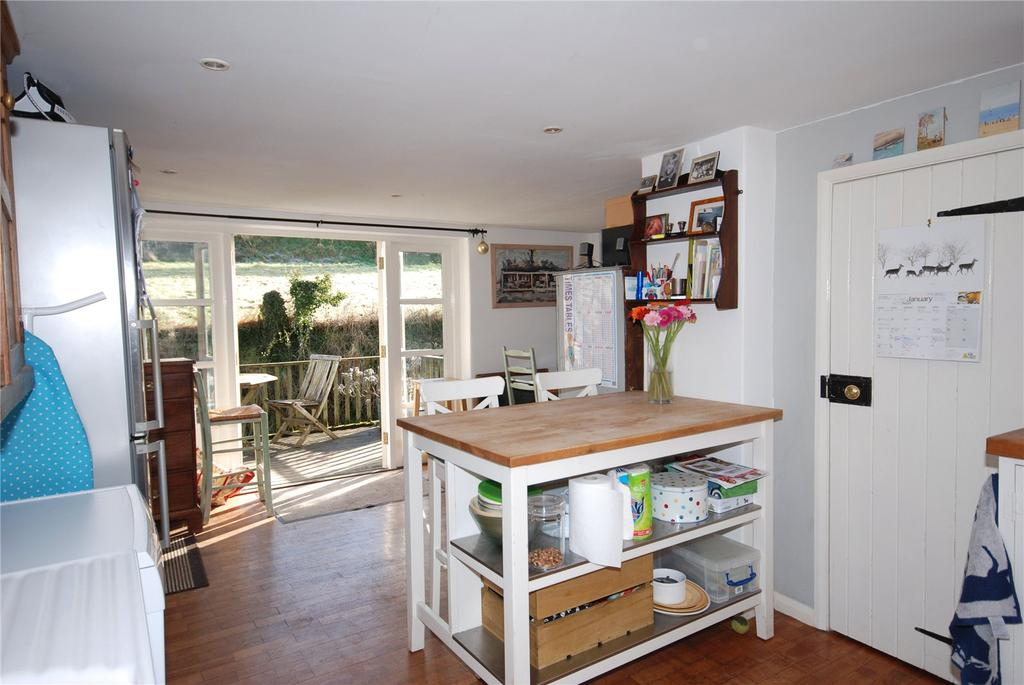 2 Bedrooms Detached House for sale in Mead End, Bowerchalke, Salisbury, Wiltshire, SP5
