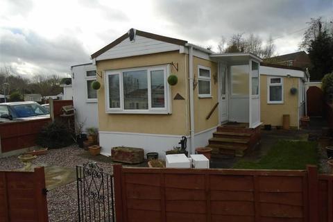 2 bedroom park home for sale - Caldwell Caravan Site, Nuneaton, Warwickshire, CV11