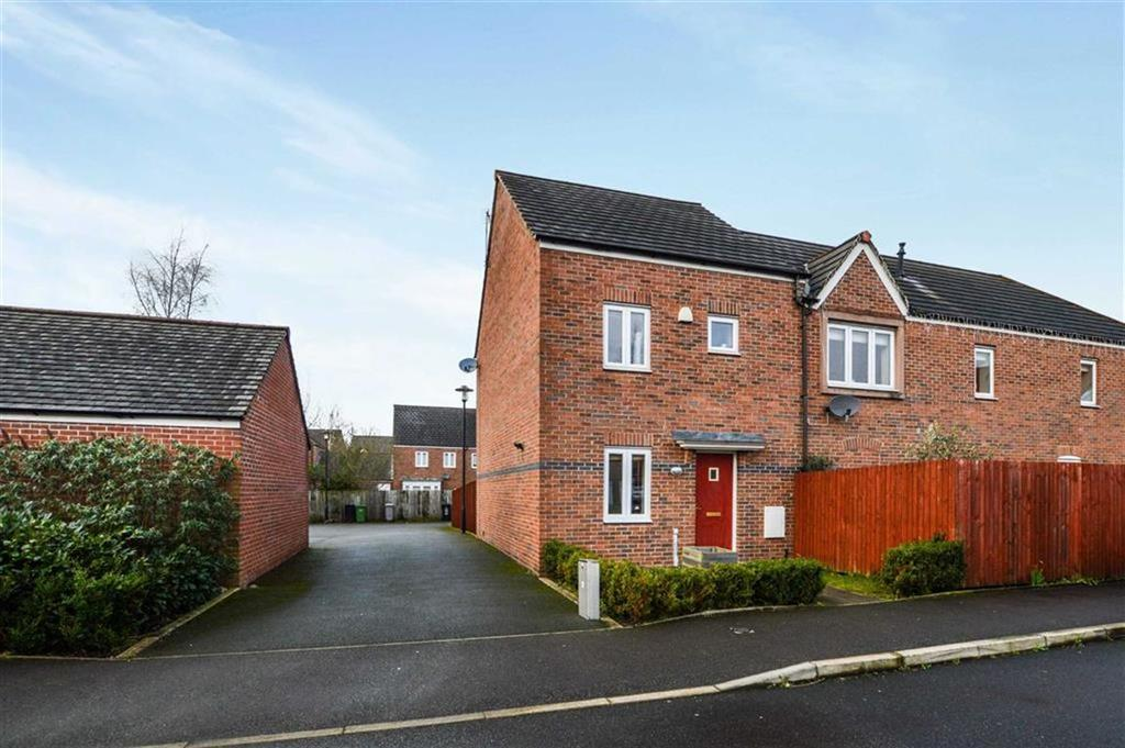 3 Bedrooms Semi Detached House for sale in Crossbill Brow, Timperley, Cheshire, WA14