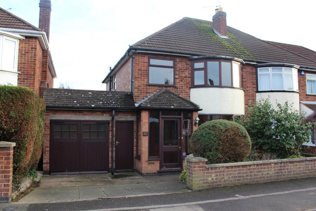 3 Bedrooms House for sale in Trinity Road, Enderby, Leicester
