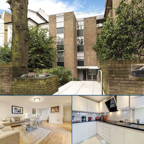 2 bedroom flat for sale - Matlock Court, 45 Abbey Road, London, NW8